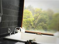 Waldheim Spa Bath - Peppers Cradle Mountain Lodge