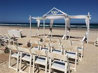 Beach Wedding Setting - Peppers Salt Resort