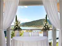 Wedding Setting - Peppers Airlie Beach