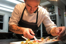 Peppers on the Point's Chef, Craig Martin
