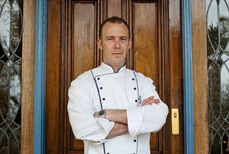 Chef Daniel James - Katers - Peppers Manor House