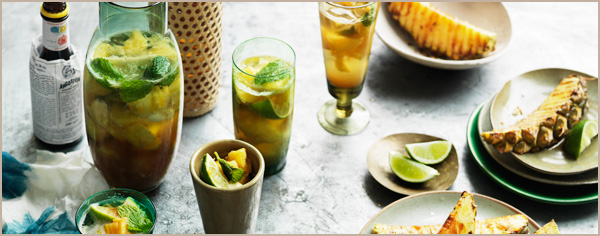 Pineapple Punch Recipe
