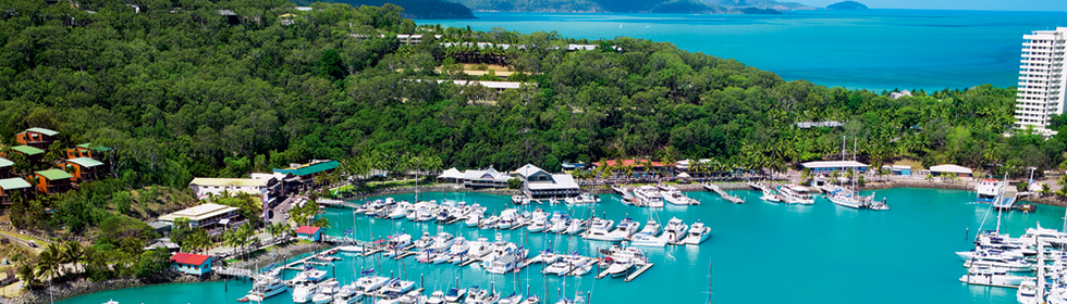 Destinations Whitsundays Airlie Beach