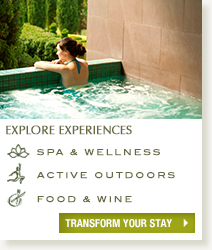 Explore experiences at Peppers Mineral Springs