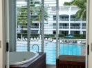 Resort style apartments available in Palm Cove