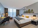 Room types at Peppers Docklands