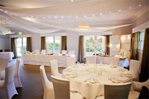Beautiful wedding reception rooms in Southern Highlands Bowral