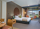 Victoria luxury golf course accommodation open room
