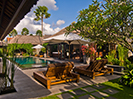 First class spacious accommodation available in Bali