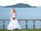Stunning Lake Rotorua makes the perfect backdrop for your wedding at Peppers on the Point