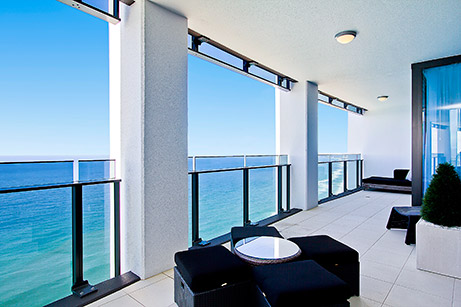 Two Bedroom Ocean View Apartment