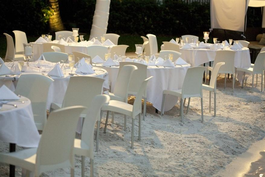 Weddings Peppers Beach Club