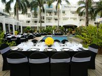 Poolside Event - Peppers Beach Club & Spa