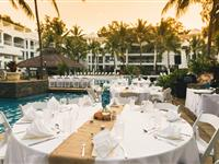 Wedding Setup - Peppers Beach Club & Spa