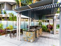 Teppanyaki barbecue - Peppers Broadbeach