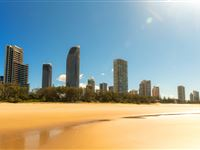 Beach - Peppers Broadbeach
