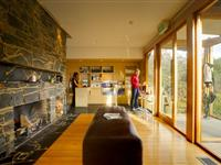 Reception - Peppers Cradle Mountain Lodge