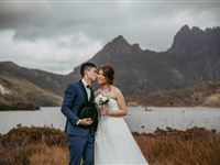 Wedding Credit Pop Up Weddings Tasmania - Peppers Cradle Mountain Lodge
