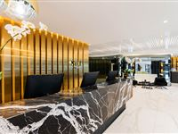 Reception Desk - FV by Peppers
