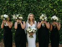 Credit Dan Cartwright Photography - Peppers Manor House Wedding