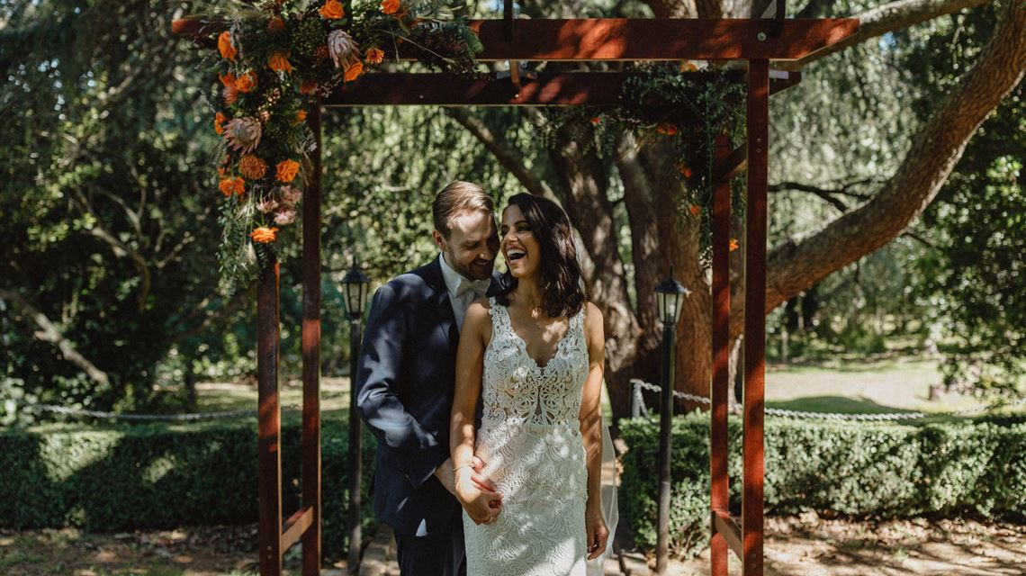 Southern Highlands Weddings Peppers Manor House