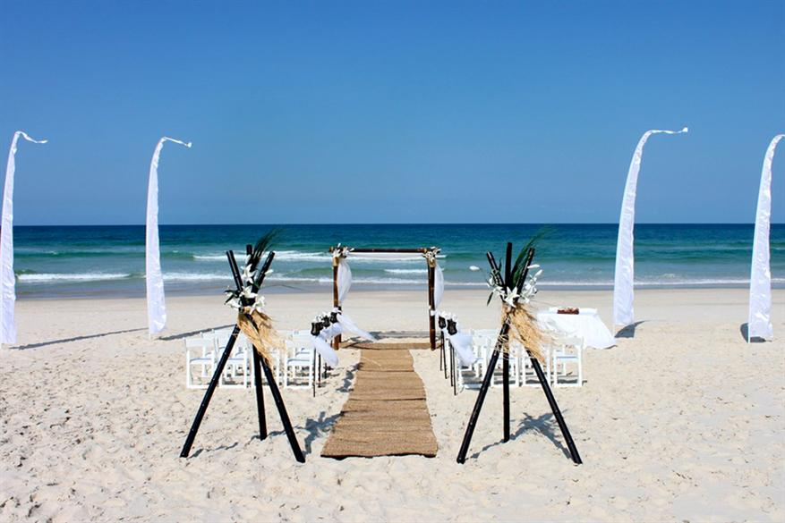 Beach Wedding Venue Kingscliff: Peppers Salt Resort & Spa