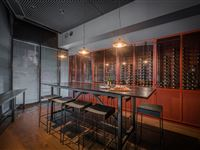 Edwin Wine Bar & Cellar - Shadow Play by Peppers