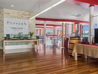 Reception Lobby - Peppers York Cove