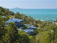 View from Resort - Peppers Airlie Beach