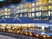 Exterior at Night - Peppers Airlie Beach