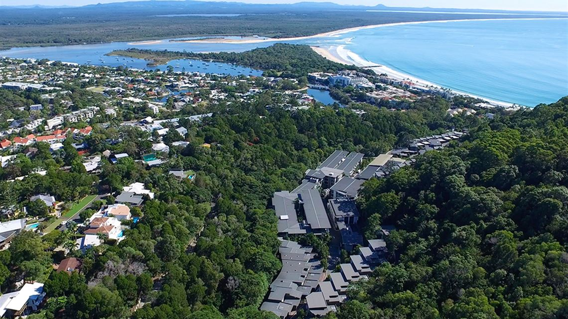 Noosa Accommodation | Peppers Noosa Resort & Villas