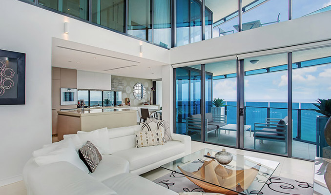Peppers experiences incredible coastal penthouses our - House with a view ...