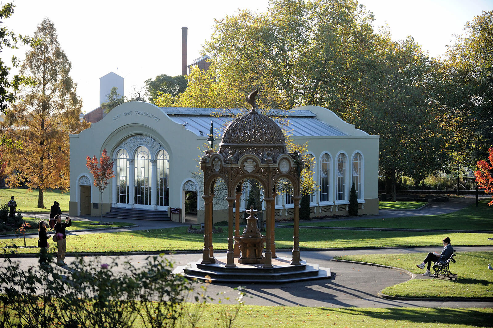 City Park,  Launceston