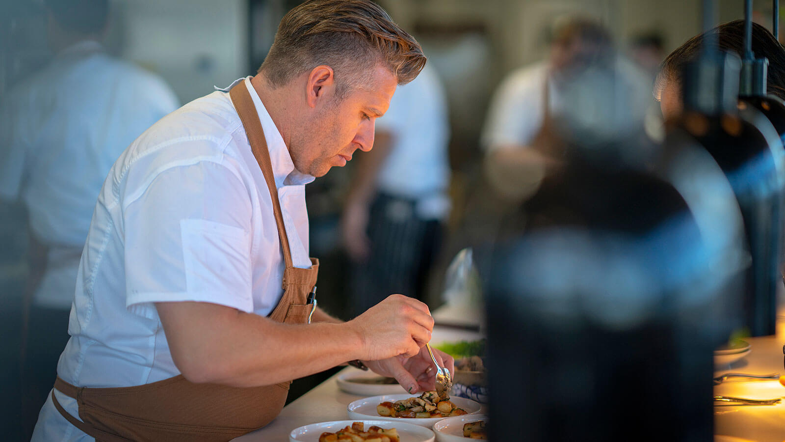 Grain of the  Silos