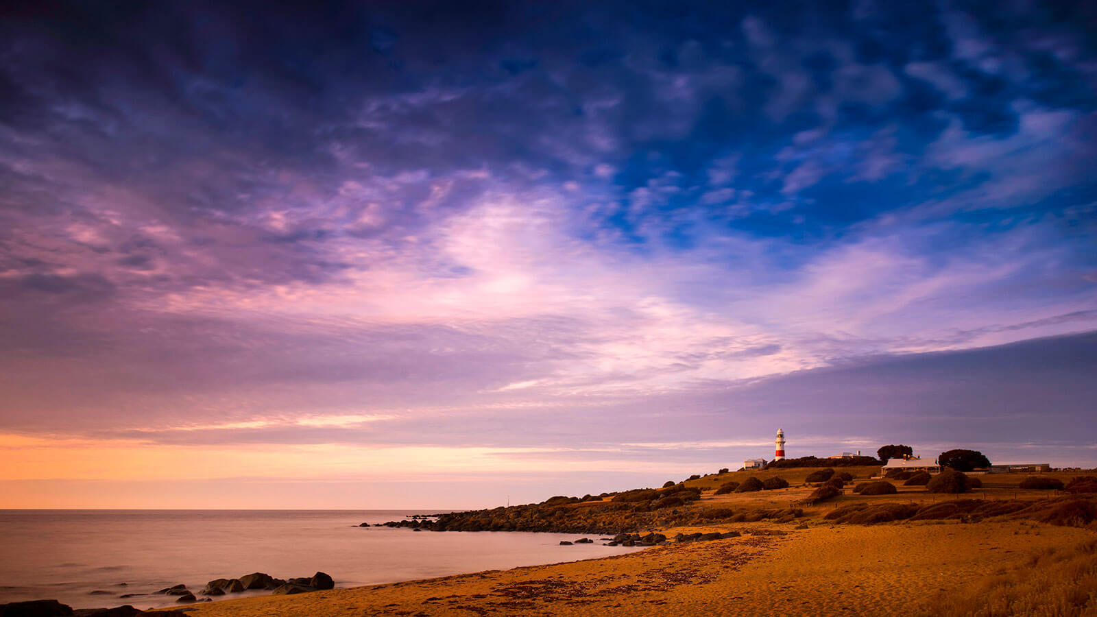 Low Head, George  Town