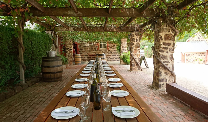 Cellar Door open 7 days a week (Closed Good Friday Christmas Day Boxing Day New Yearu0027s Day). Lunch at Langmeil Winery & Peppers Experiences | Discover Historic Barossa Valley Wineries