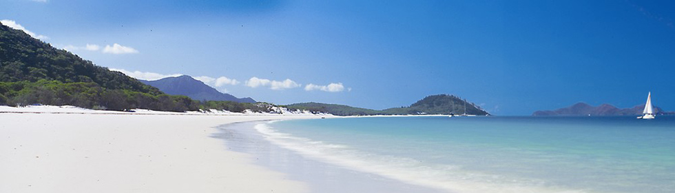 Destinations Whitsundays
