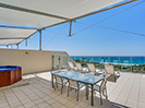 Luxury Penthouse accommodation in Kingscliff