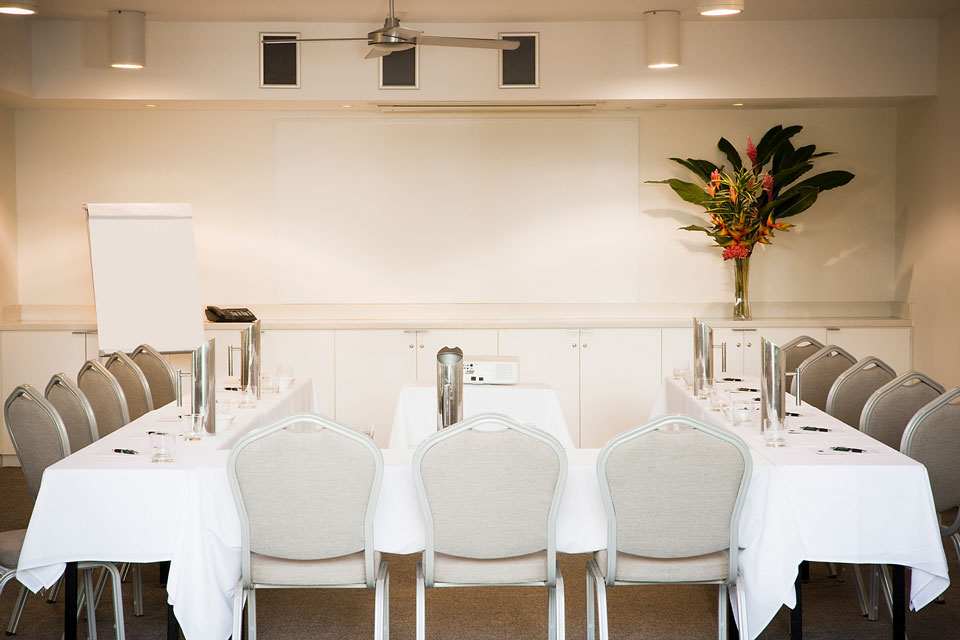 Luxury conference facilities available Port Douglas