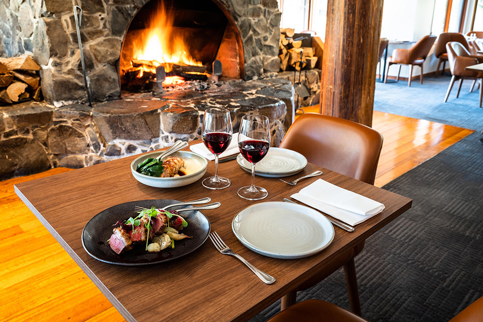 Highland Restaurant Cradle Mountain