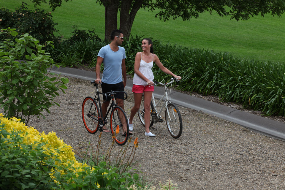 Bike hire and tours available in Bowral