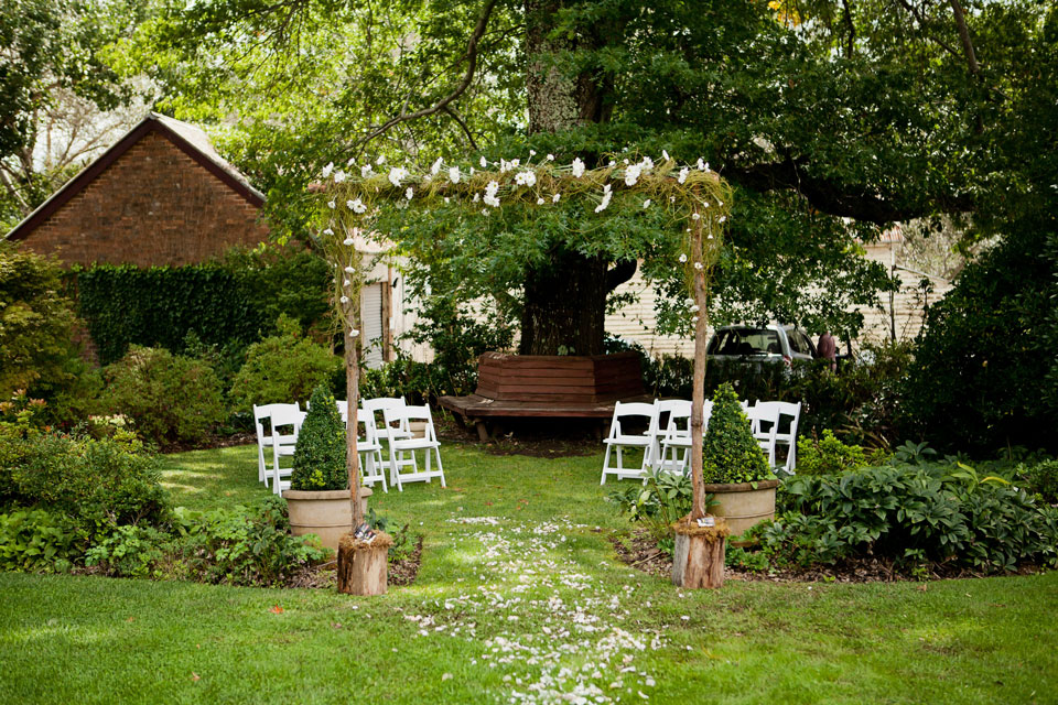 Beautiful places to marry in Southern Highlands Bowral